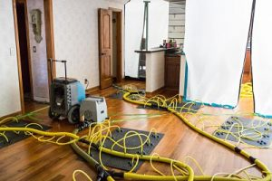Drying Out A Home After A Sewage Backup
