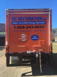 Water Damage Restoration in Stafford